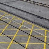 Ensambladura del rectángulo del tráfico Foto de archivo