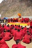 Ensamblaje de Dharma imágenes de archivo libres de regalías