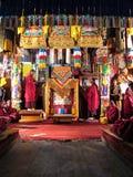 Ensamblaje de Dharma imagen de archivo