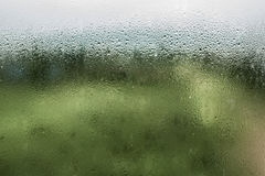ensamt fönster Royaltyfri Fotografi
