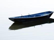 ensamt fartyg Royaltyfria Foton