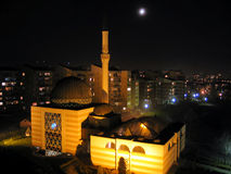 Ensar mosque in zenica Royalty Free Stock Photos