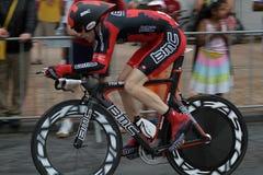 Ensayo 2010 - Rotterdam del tiempo del prólogo del Tour de France Imagen de archivo libre de regalías