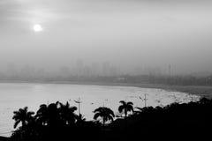 Enseada plaża, Brazylia Fotografia Royalty Free