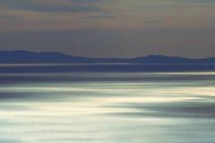Enseguida después de salida del sol Imagen de archivo libre de regalías