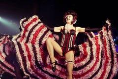 Ensemble cabaret Royalty Free Stock Photo