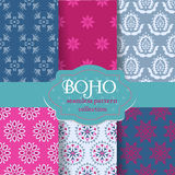 Ensemble chic de Boho Images stock