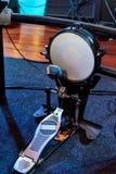 Ensemble composant de tambour image stock