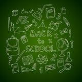 Ensemble d'école Image libre de droits