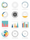 Ensemble d'éléments d'infographics Image libre de droits