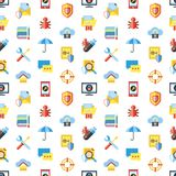 Ensemble d'icône de protection des données de vecteur de Digital Photo libre de droits