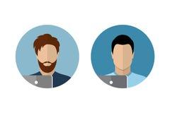 Ensemble d'icônes de programmeurs Photographie stock
