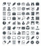 Ensemble d'icônes utiles Image libre de droits