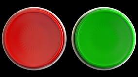 Ensemble de boutons illustration libre de droits