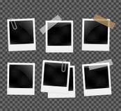 polaro d sur la pince linge photo stock image 14149610. Black Bedroom Furniture Sets. Home Design Ideas
