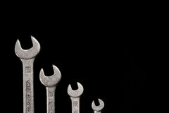 Ensemble de clés Image libre de droits