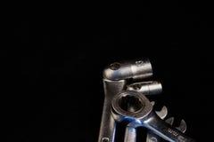 Ensemble de clés, foyer sélectif, tache floue volontaire Photographie stock