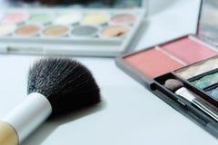 Ensemble de cosmétique Image libre de droits