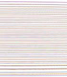 Ensemble de discriminations raciales unsmooth irrégulières horizontales sur un fond blanc photos stock