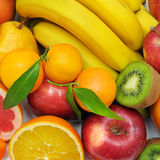 Ensemble de fruits Image stock