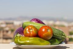 Ensemble de légumes image stock