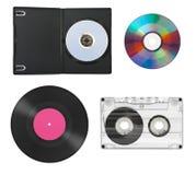 Ensemble de matériel de musique Image libre de droits