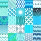 Ensemble de mer Image stock