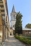 Ensemble de palais et de parc du palais de Topkapi, Istanbul photo stock
