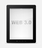 Ensemble de PC de tablette Photos stock