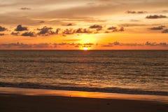 Ensemble de Sun de la mer Photographie stock libre de droits