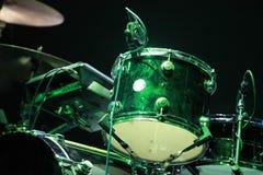 Ensemble de tambour Photo libre de droits