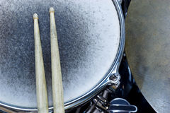 Ensemble de tambour Image libre de droits