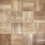 Ensemble de texture en bois rayée par brun Image stock