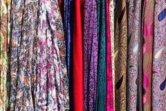 Ensemble de tissus Photo stock
