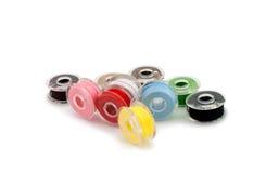 Ensemble de traitements différés colorés d'amorçage Photos stock