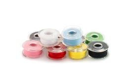 Ensemble de traitements différés colorés d'amorçage Images stock