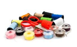 Ensemble de traitements différés colorés d'amorçage Photo libre de droits