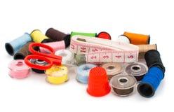 Ensemble de traitements différés colorés d'amorçage Image libre de droits