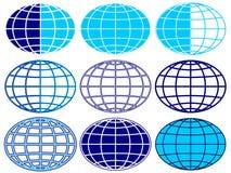 Globe Photo stock