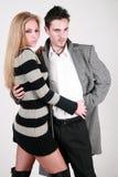 Ensemble - Gosia/Jon Photo libre de droits