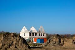 Ensemble immobilier privé photos libres de droits