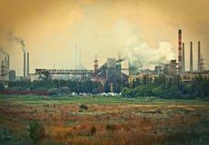 Ensemble industriel photographie stock
