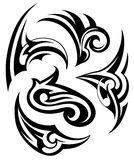 Ensemble tribal de tatouage d'art Photos libres de droits