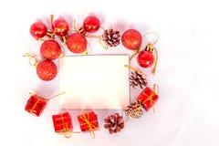 ensembles de Noël Image stock