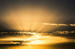 Ensembles de Sun photos libres de droits