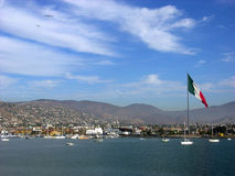 ensenada Photographie stock