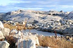 Ensenada Barrens de Peggy Foto de archivo