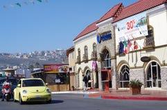 Ensenada, coastal city in Mexico Stock Images