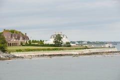 Ensenada del punto de las ovejas - Newport - Rhode Island Fotografía de archivo libre de regalías