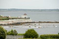 Ensenada del punto de las ovejas - Newport - Rhode Island Imagen de archivo libre de regalías
